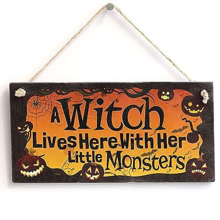 meijiafei una bruja vive aquí con sus pequeños monstruos ...