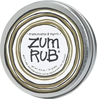 product image for Zum Rub Moisturizer - Frankincense and Myrrh - 2.5 oz