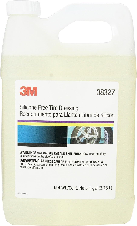 3M 38327 Body Shop Clean-Up Tire Dressing - 1 Gallon