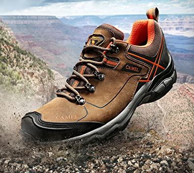 55bbaa8a1288 CAMEL Wanderschuhe Outdoor Trekking Low-Top Professionelle ...