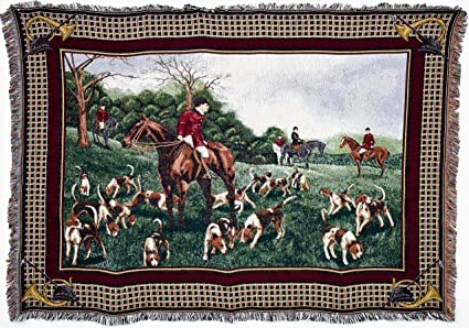 Home & Garden Beautiful Blondes Woven Tapestry Throw Blanket With Usa X Pure Country Weavers