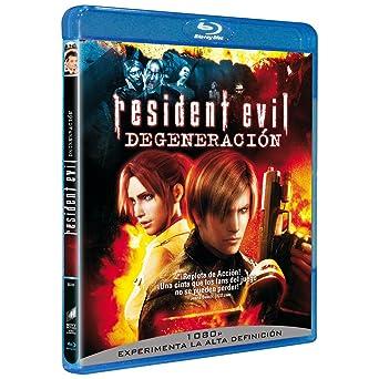 Resident Evil:Degeneracion - Bd [Blu-ray]: Amazon.es: Varios, Makoto Kamiya: Cine y Series TV