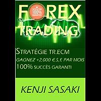 FOREX TRADING STRATÉGIE GAGNEZ +2.000 €, $, £ PAR MOIS: Stratégie TR.ECM, Trader avec Plus de 40 Ans d'Expérience, Intraday Trading System