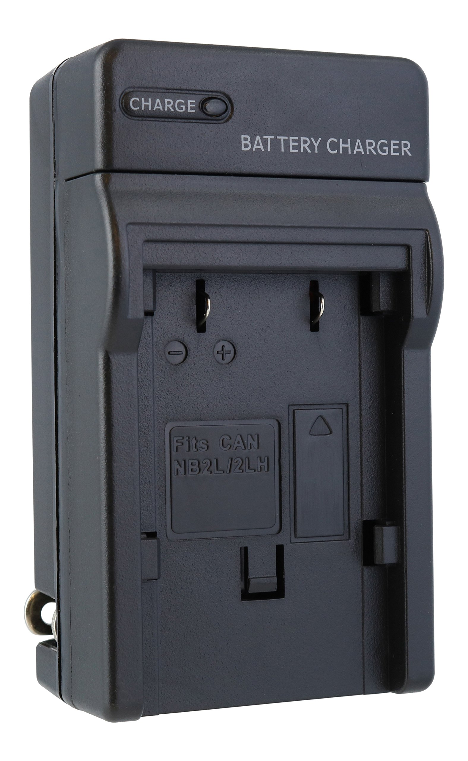 TechFuel Battery Charger Kit for Canon Vixia HV30 Camcorder - For Home, Car and Travel Use
