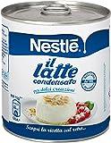 Nestlé il Latte Condensato Latte Intero Concentrato Zuccherato Ideale per Ricette Dolci Lattina, 397G