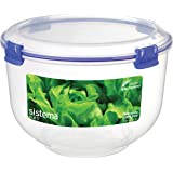 Sistema Klip It 1490 Lettuce Crisper Storage Container, Clear