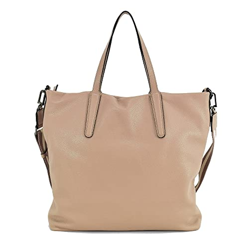 Borsa Shopping in pelle Gianni Chiarini Allure  Amazon.it  Scarpe e borse 1e76f8b3d67
