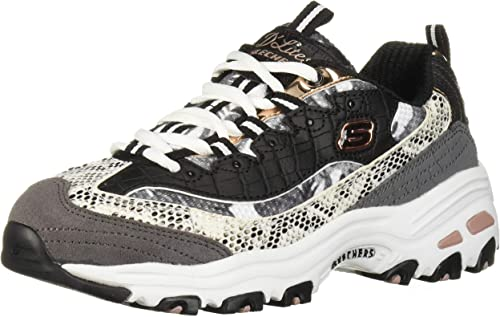 Skechers Sport D'Lites Runway Ready Women's Oxford 9.5 CD