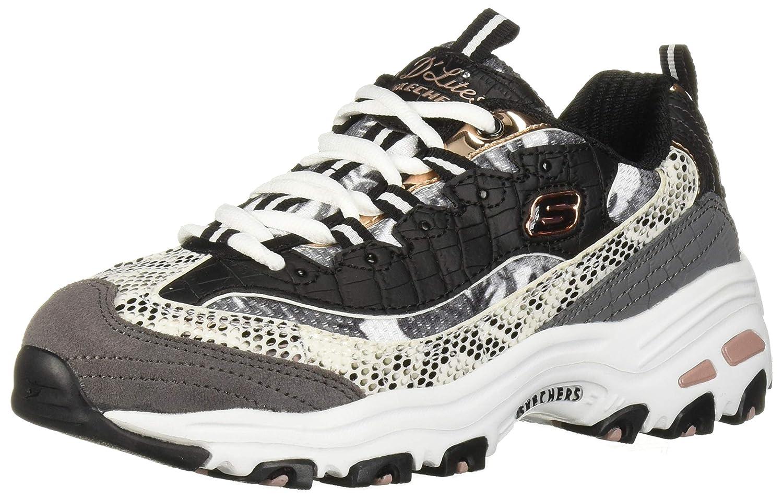 Skechers Women's D'Lites Runway Ready Sneaker