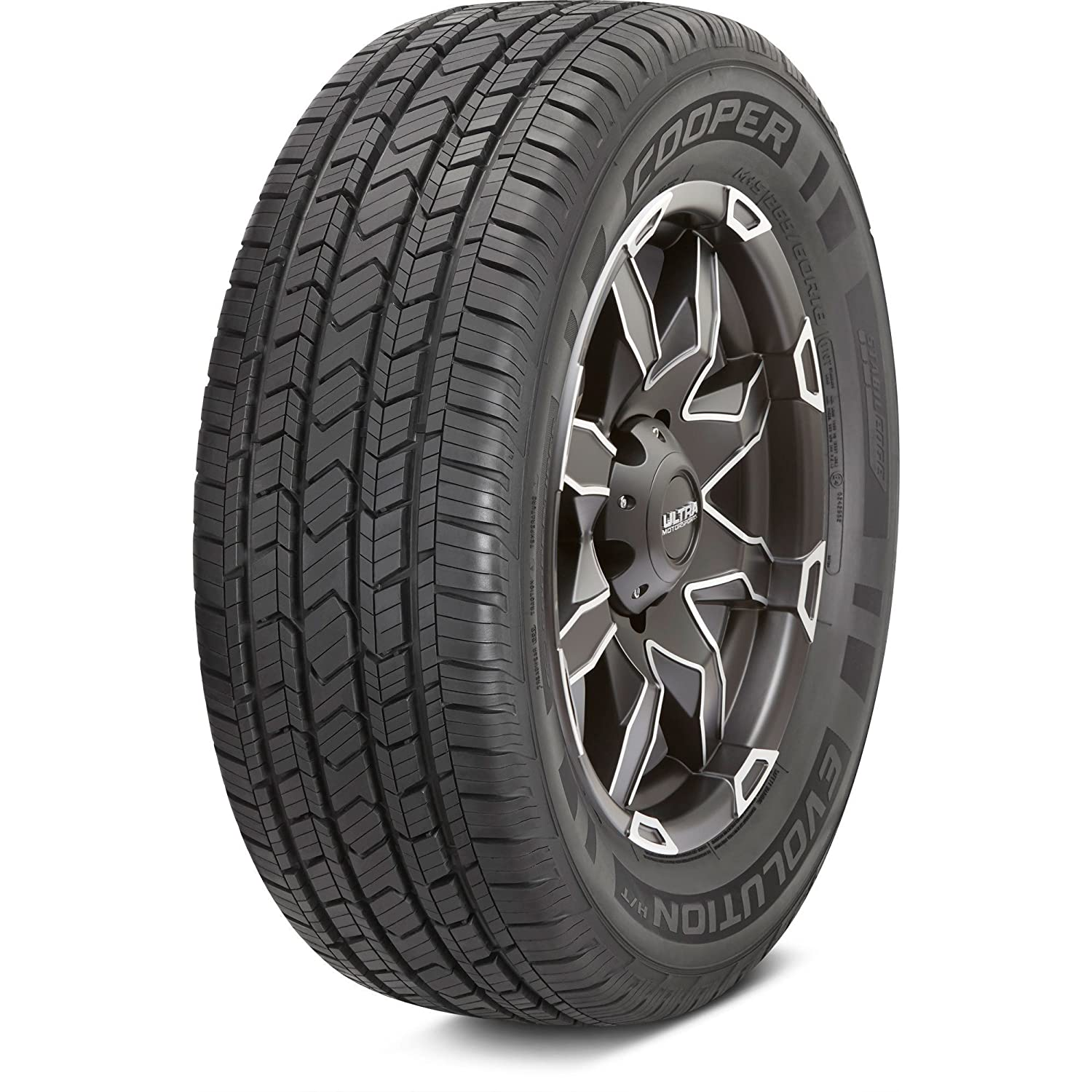 Cooper Evolution H/T All Season Tire - 235/75R15 109T 90000032216