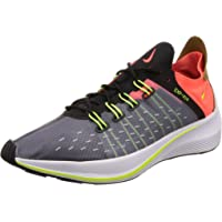 Nike Men's EXP-X14, Black/Volt-Total Crimson