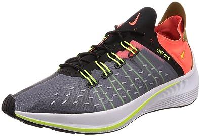 the best attitude 37c03 7f3d0 Nike Herren Exp-x14 Sneakers Mehrfarbig (Black Volt Total Crimson Dark