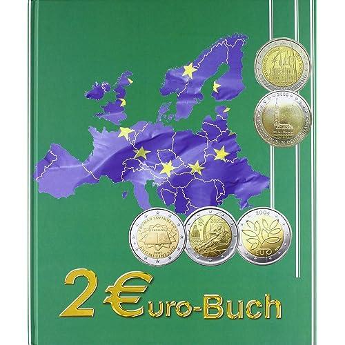 2 Euro Sammelalbum Amazonde