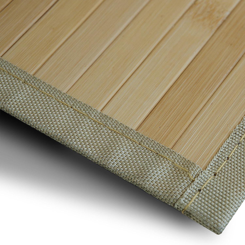 Bambusteppich Marigold | für Bad und Wohnzimmer | natürlich wohnen ...