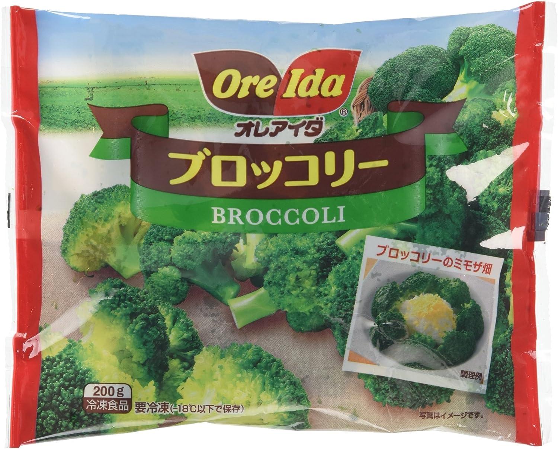 茹で た ブロッコリー 冷凍