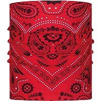 Buff New Cashmere Tubular Mas, Unisex Bebé, Red