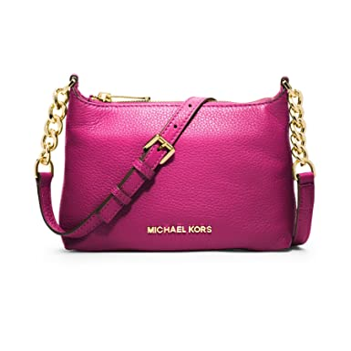 8ac1832bd982cf Image Unavailable. Image not available for. Color: MICHAEL Michael Kors  Bedford Crossbody Bag ...