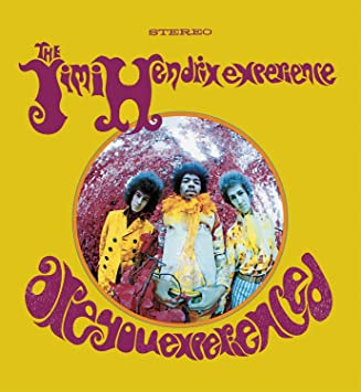 JIMI HENDRIX EXPERIENCE  NEW 1996 Limited Edition Collectible Jimmy Hendrix