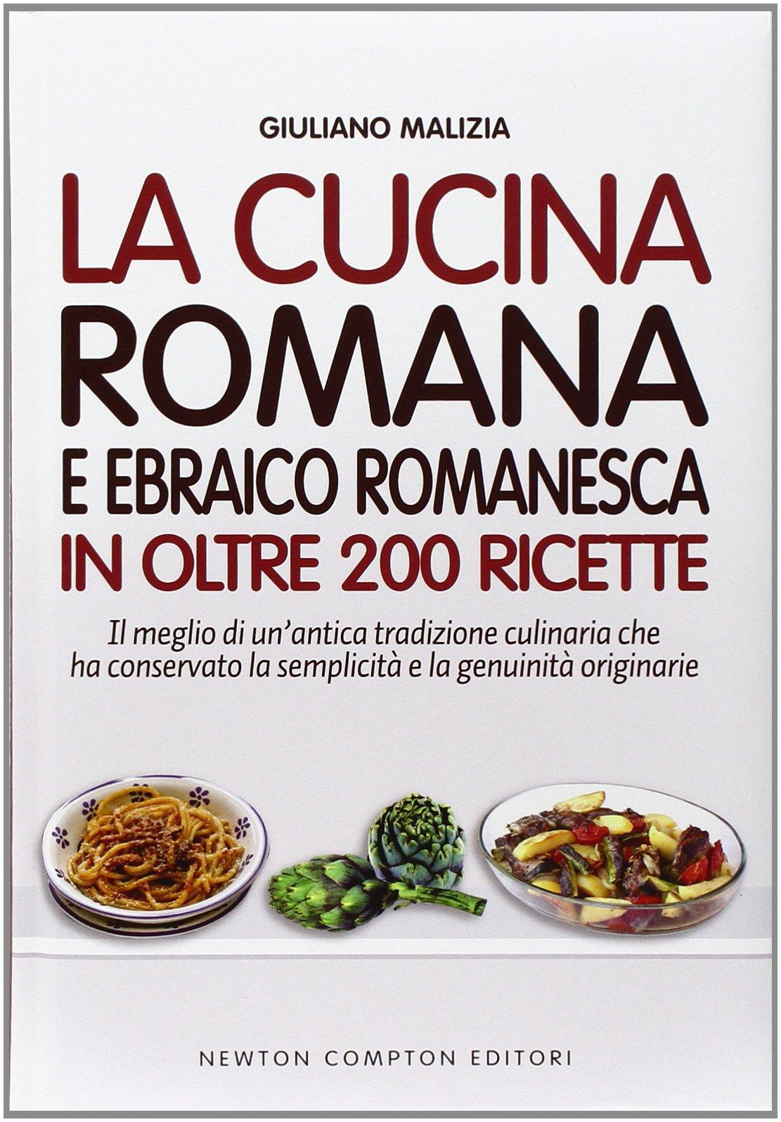 Ricette originali cucina romana