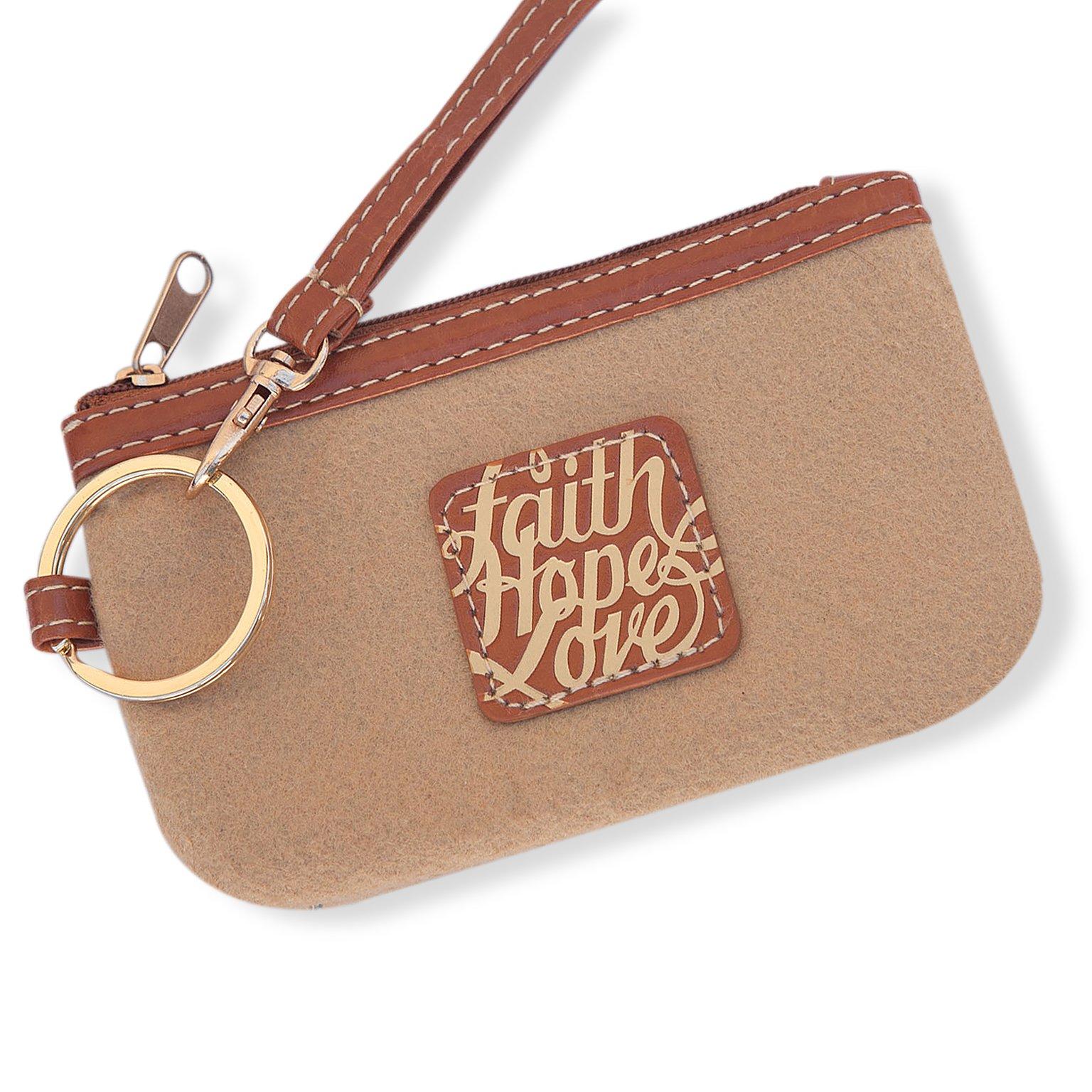 Bellerina Zip ID Credit Card Case Cute Coin Purse Best Gift For Women