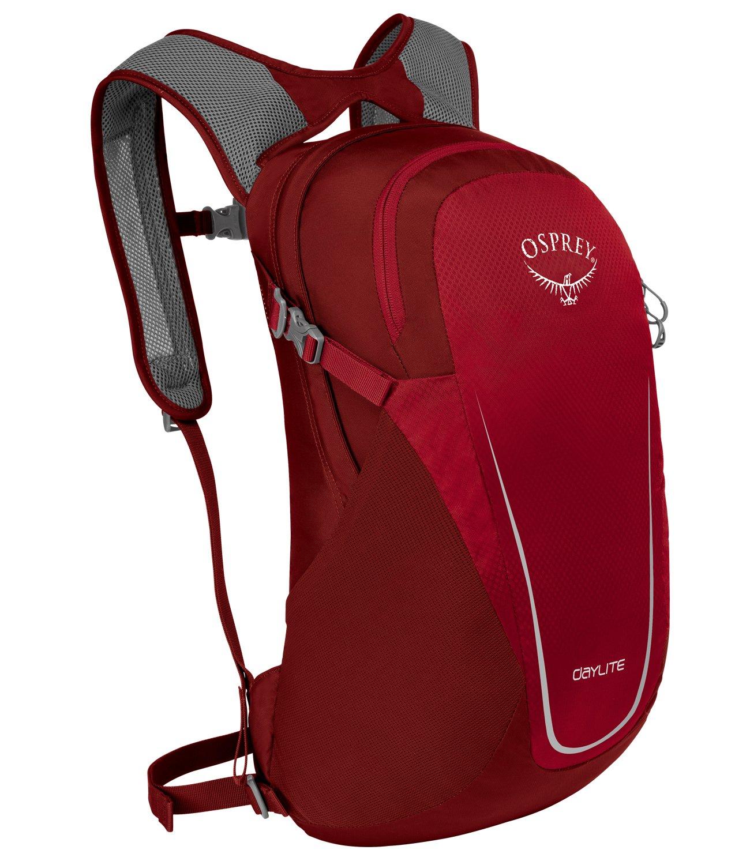 Osprey Packs Daylite Backpack, Real Red