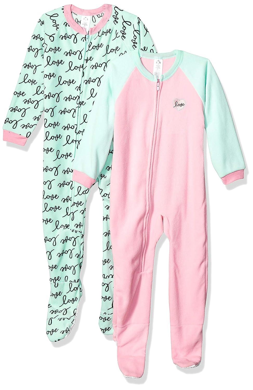Pink Fox GERBER Girls Toddler 2-Pack Blanket Sleeper 5T