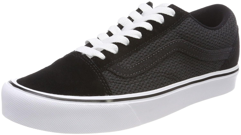 Mesh & Suede Old Skool Lite Shoes Black Asphalt | men's
