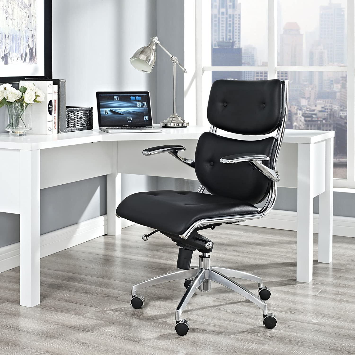 hardwood chairs adjustabale ergonomic well gallery combined of desk without white furniture armless and images armles chair arms designer as floor awesome upholstered office with