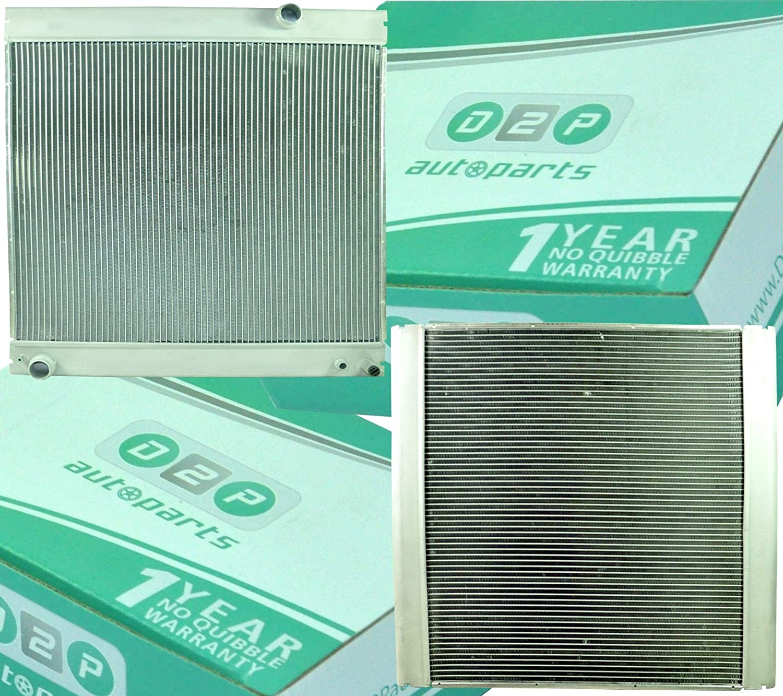 D2P PCC000850 PCC 000850 Engine Cooling Radiator INTERCOOLER