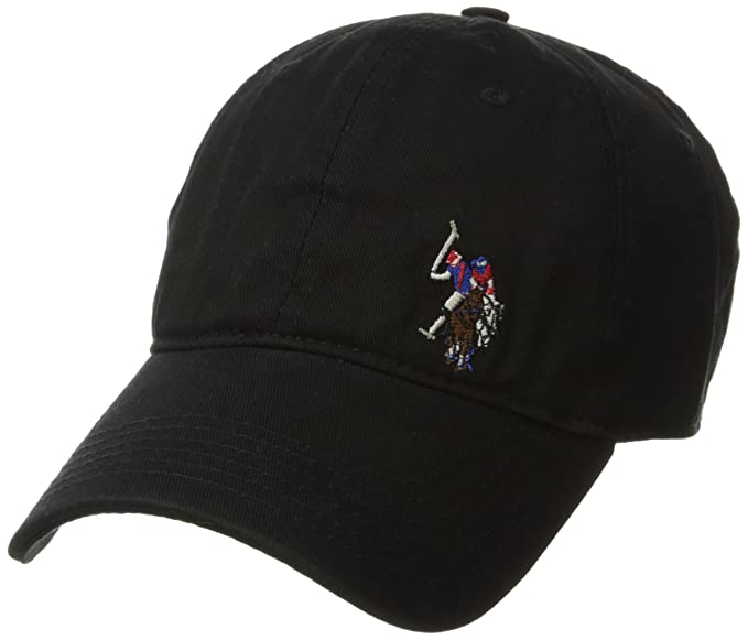 U.S. Polo Assn. Men s Small Color Horse Adjustable Cap 2f6e21648a2a