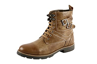 ef87755c7d9 Bacca Bucci Men Tan Color Robust Boots