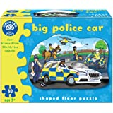 Orchard Toys Police Car Puzzle (Big)