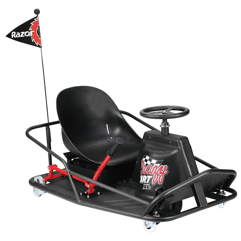 Razor Crazy Cart, le jouet kart motorisé complètement dingue.