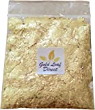 Gold Leaf Flakes - 1 Gram