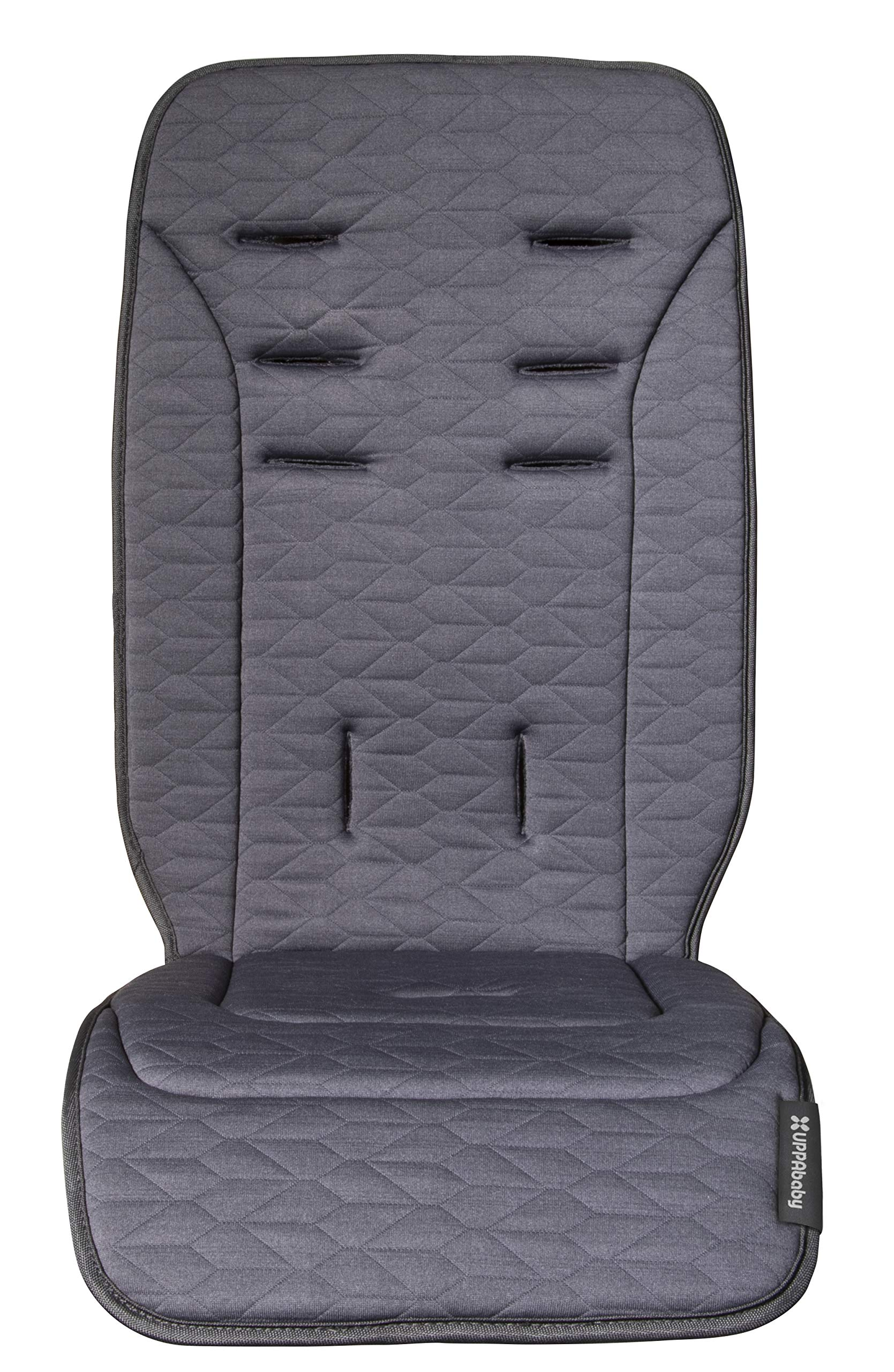 UPPAbaby Reversible Seat Liner, Reed Denim/Cozy Knit