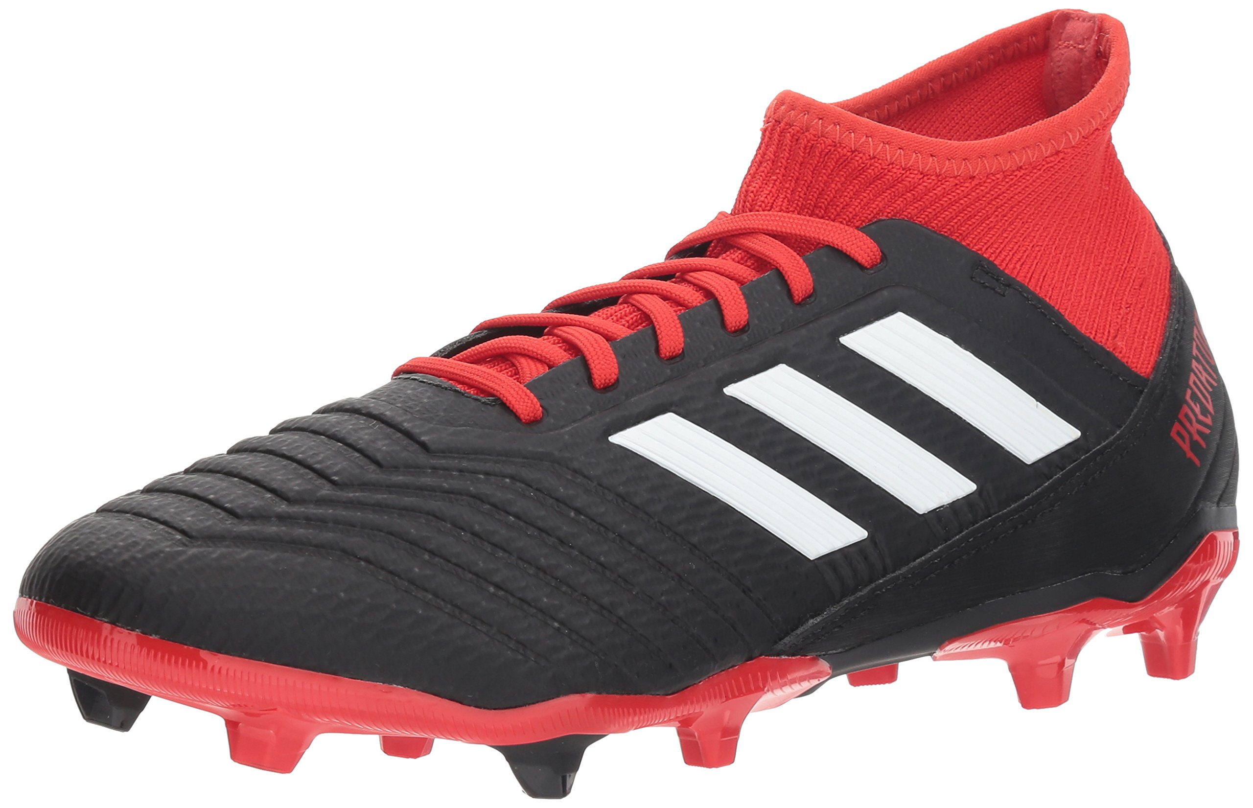 b86ac24be Galleon - Adidas Men s Predator 18.3 Firm Ground Soccer Shoe