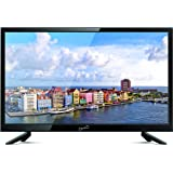 SuperSonic 1080p LED Widescreen HDTV with HDMI Input and AC/DC Compatible for RVs, 19-Inch, Black, SC-1911