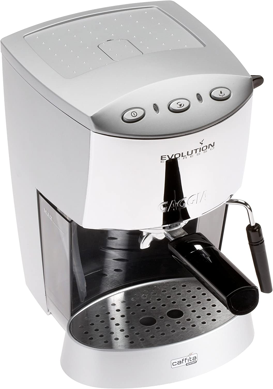 Gaggia 610100320 – Cafetera espresso Evolution caffisimo Italy ...