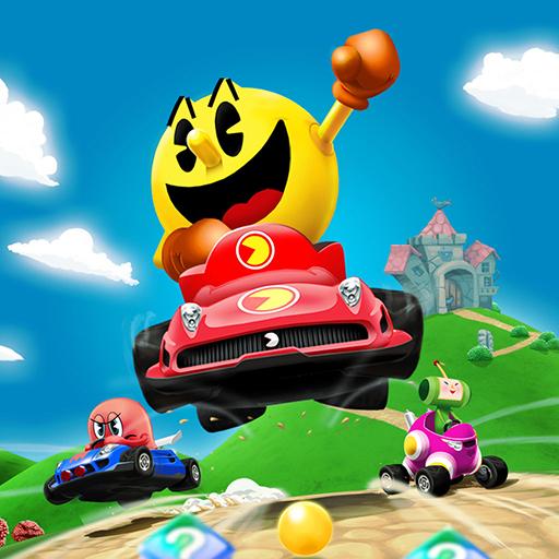 Pac Man Kart Rally By Namco  Fire Tv