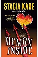 Demon Inside (Megan Chase Book 2) Kindle Edition