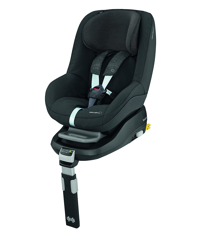 Bébé Confort Siège-auto Pearl Groupe 1 Nomad Black, 9 à 18KG, Primé 4 étoiles sécurité DORA3 8634710210