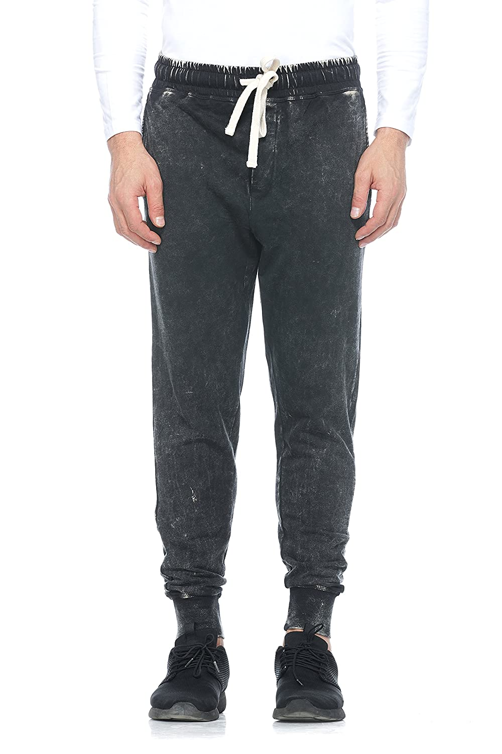 Tinted Men's Cotton Blend Trackpant