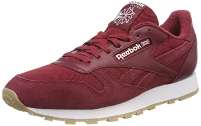 38cf1471022db Reebok Cl Leather Mu