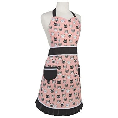 Now Designs Betty Apron, Cats Meow