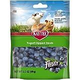 Kaytee Fiesta Blueberry Flavored Yogurt Dipped Hamster & Gerbil Treats