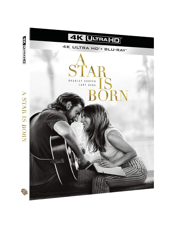 A Star Is Born (4K Ultra Hd+Blu-Ray) [Italia] [Blu-ray]