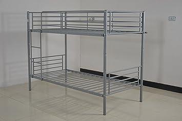 Etagenbett Metall Günstig : Etagenbett mit metall rahmen schwarz wei� pink blau und