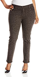 product image for James Jeans Women's Plus-Size Twiggy Z Cougar Jean