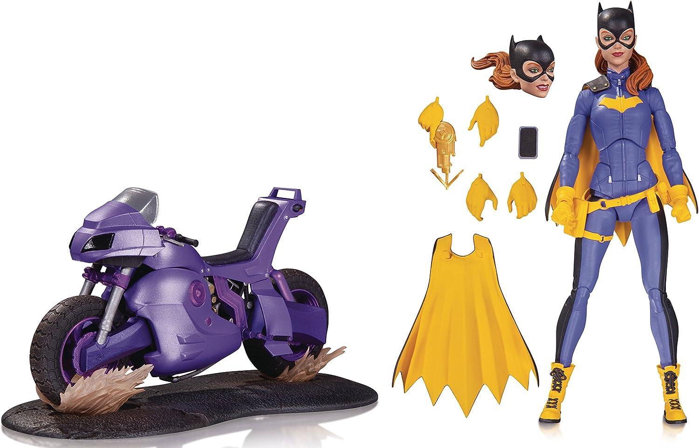 Deluxe Action Figure Batgirl of Burnside DC Icons