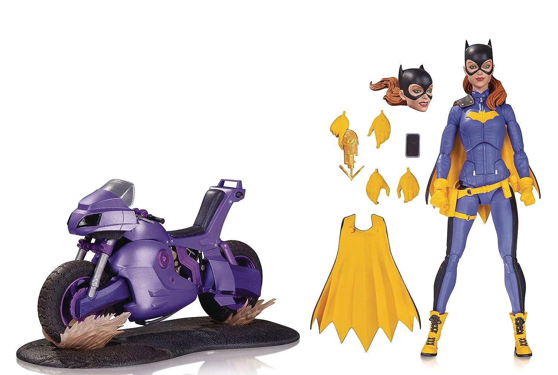 para mayoristas DC Comics may160364 Iconos Iconos Iconos Batgirl de Burnside Deluxe – Figura de acción  solo cómpralo